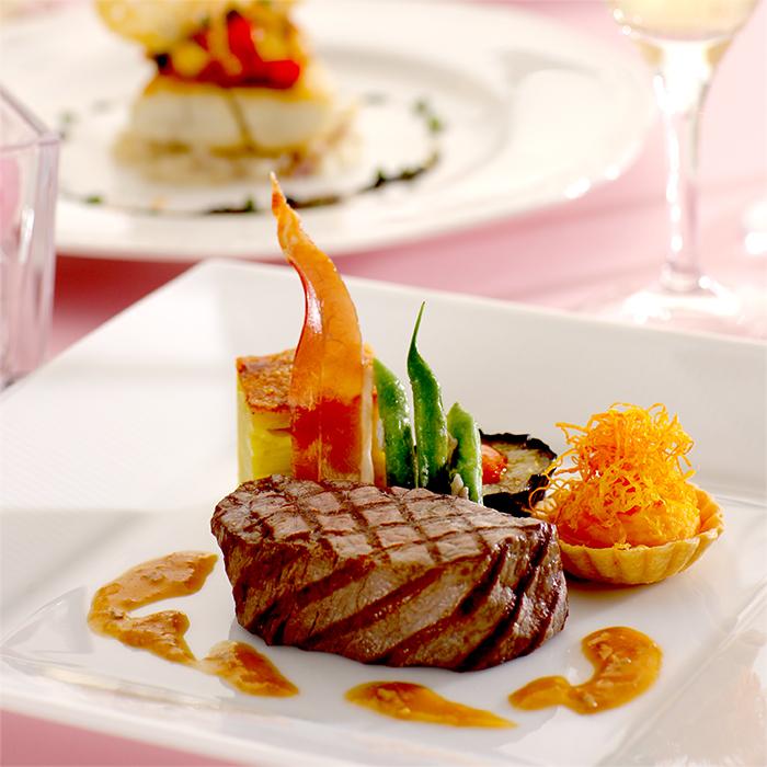 【国産牛フィレ肉やオマール海老を使用したフルコースが無料!】5万円相当の無料試食フェア